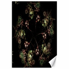 Fractal Art Digital Art Canvas 20  X 30   by Nexatart