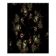 Fractal Art Digital Art Shower Curtain 60  X 72  (medium)