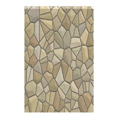 Tile Steinplatte Texture Shower Curtain 48  X 72  (small)
