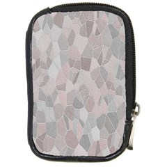 Pattern Mosaic Form Geometric Compact Camera Cases by Nexatart