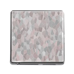 Pattern Mosaic Form Geometric Memory Card Reader (square) by Nexatart