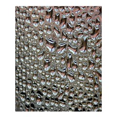 Droplets Pane Drops Of Water Shower Curtain 60  X 72  (medium)