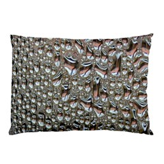 Droplets Pane Drops Of Water Pillow Case (two Sides)