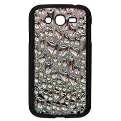 Droplets Pane Drops Of Water Samsung Galaxy Grand Duos I9082 Case (black) by Nexatart
