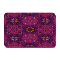 Pattern Decoration Art Abstract Plate Mats