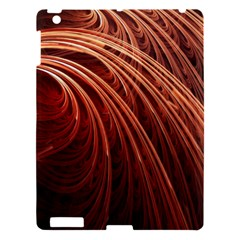 Abstract Fractal Digital Art Apple Ipad 3/4 Hardshell Case by Nexatart