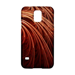 Abstract Fractal Digital Art Samsung Galaxy S5 Hardshell Case