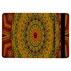 India Mystic Background Ornamental Ipad Air Flip