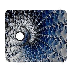 Mandelbrot Fractal Abstract Ice Galaxy S3 (flip/folio) by Nexatart