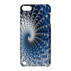 Mandelbrot Fractal Abstract Ice Apple Ipod Touch 5 Hardshell Case With Stand by Nexatart