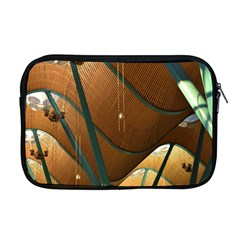 Airport Pattern Shape Abstract Apple Macbook Pro 17  Zipper Case