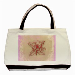 Desktop Background Abstract Basic Tote Bag