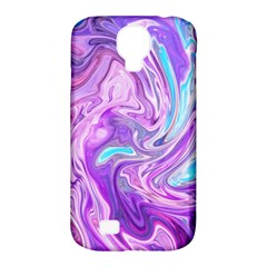 Abstract Art Texture Form Pattern Samsung Galaxy S4 Classic Hardshell Case (pc+silicone)