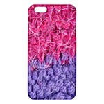 Wool Knitting Stitches Thread Yarn iPhone 6 Plus/6S Plus TPU Case Front