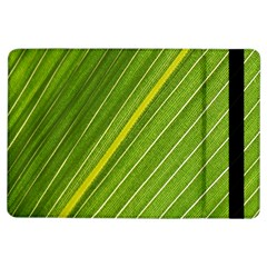 Leaf Plant Nature Pattern Ipad Air Flip