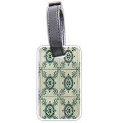 Jugendstil Luggage Tags (two Sides)