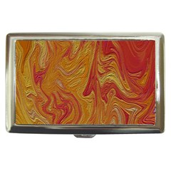 Texture Pattern Abstract Art Cigarette Money Cases