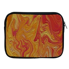 Texture Pattern Abstract Art Apple Ipad 2/3/4 Zipper Cases