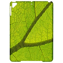Green Leaf Plant Nature Structure Apple Ipad Pro 9 7   Hardshell Case