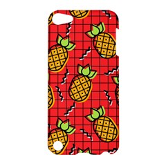 Fruit Pineapple Red Yellow Green Apple Ipod Touch 5 Hardshell Case by Alisyart