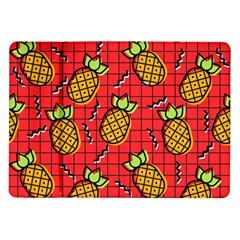 Fruit Pineapple Red Yellow Green Samsung Galaxy Tab 10 1  P7500 Flip Case