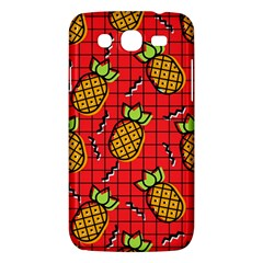 Fruit Pineapple Red Yellow Green Samsung Galaxy Mega 5 8 I9152 Hardshell Case
