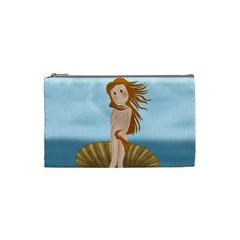 The Birth Of Venus Cosmetic Bag (small)