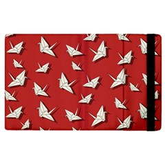 Paper Cranes Pattern Apple Ipad Pro 12 9   Flip Case