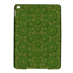 Stars In The Wooden Forest Night In Green Ipad Air 2 Hardshell Cases by pepitasart