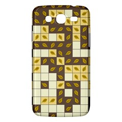 Autumn Leaves Pattern Samsung Galaxy Mega 5 8 I9152 Hardshell Case  by linceazul