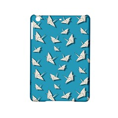 Paper Cranes Pattern Ipad Mini 2 Hardshell Cases by Valentinaart