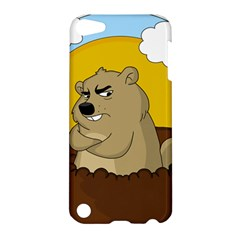 Groundhog Day Apple Ipod Touch 5 Hardshell Case by Valentinaart