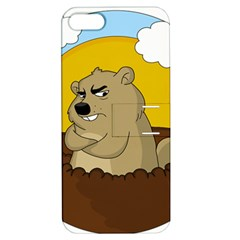 Groundhog Day Apple Iphone 5 Hardshell Case With Stand
