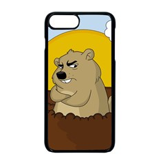 Groundhog Day Apple Iphone 8 Plus Seamless Case (black) by Valentinaart