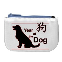 Year Of The Dog   Chinese New Year Large Coin Purse