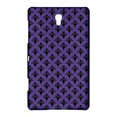Color Of The Year 2018   Ultraviolet   Art Deco Black Edition  Samsung Galaxy Tab S (8 4 ) Hardshell Case  by tarastyle