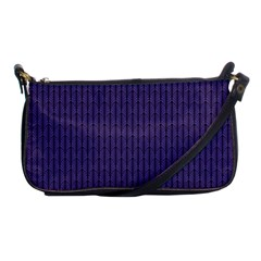 Color Of The Year 2018   Ultraviolet   Art Deco Black Edition Shoulder Clutch Bags by tarastyle