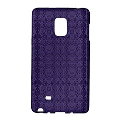 Color Of The Year 2018   Ultraviolet   Art Deco Black Edition Galaxy Note Edge by tarastyle