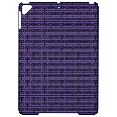 Color Of The Year 2018   Ultraviolet   Art Deco Black Edition Apple Ipad Pro 9 7   Hardshell Case by tarastyle