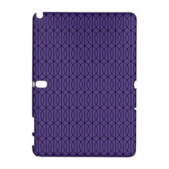 Color Of The Year 2018   Ultraviolet   Art Deco Black Edition 10 Galaxy Note 1 by tarastyle