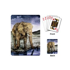 Elephant Playing Cards (mini)