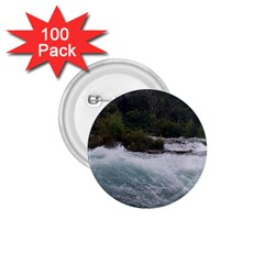 Sightseeing At Niagara Falls 1 75  Buttons (100 Pack)  by canvasngiftshop
