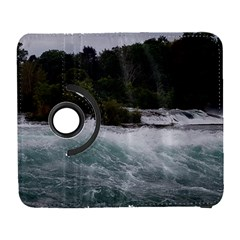 Sightseeing At Niagara Falls Galaxy S3 (flip/folio) by canvasngiftshop