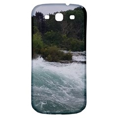 Sightseeing At Niagara Falls Samsung Galaxy S3 S Iii Classic Hardshell Back Case by canvasngiftshop