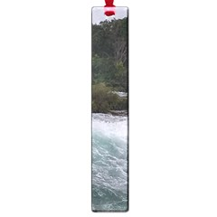 Sightseeing At Niagara Falls Large Book Marks by canvasngiftshop