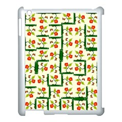 Plants And Flowers Apple Ipad 3/4 Case (white) by linceazul