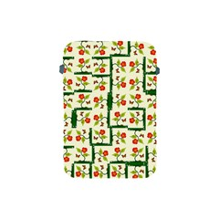 Plants And Flowers Apple Ipad Mini Protective Soft Cases by linceazul
