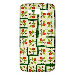 Plants And Flowers Samsung Galaxy Mega 5 8 I9152 Hardshell Case  by linceazul
