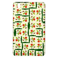 Plants And Flowers Samsung Galaxy Tab Pro 8 4 Hardshell Case by linceazul