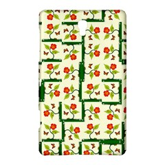 Plants And Flowers Samsung Galaxy Tab S (8 4 ) Hardshell Case  by linceazul